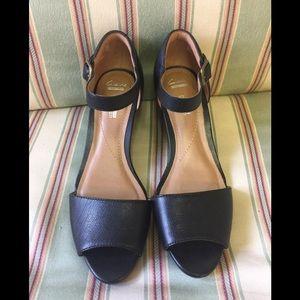 Clark's Brielle Drive Wedge Shoe.